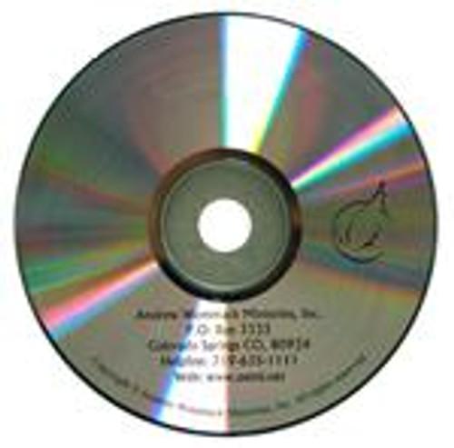 Single DVD - The Reality of Faith - Walking by Faith-Part 1
