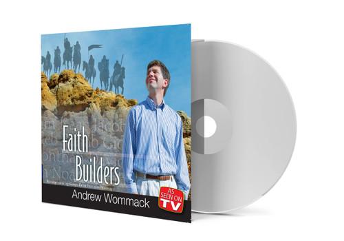 DVD TV Album - Faith Builders
