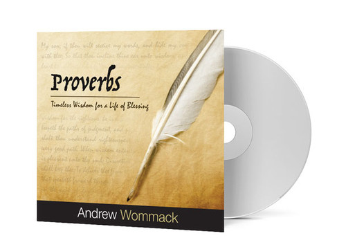 CD Album - Proverbs