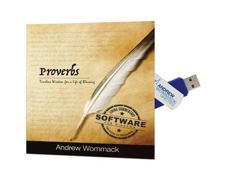 USB - Proverbs Software