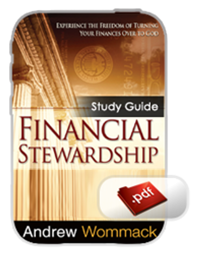 Study Guide E-Book - Financial Stewardship (PDF)