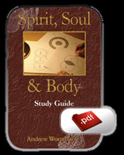 Study Guide E-Book - Spirit, Soul & Body (PDF)