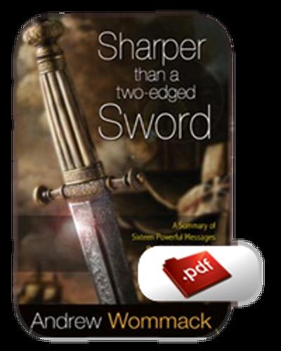 E-Book - Sharper than a Two-Edged Sword (PDF)
