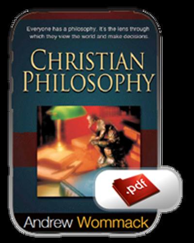 E-Book - Christian Philosophy (PDF)