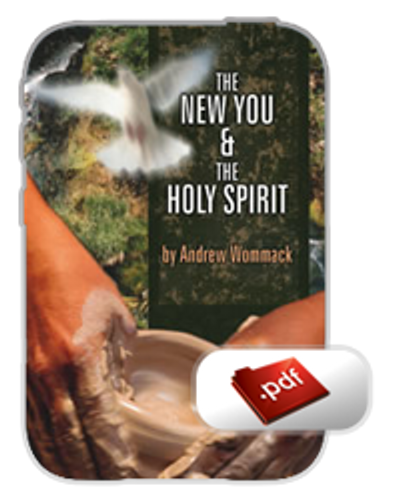 E-Book - New You & The Holy Spirit (PDF)