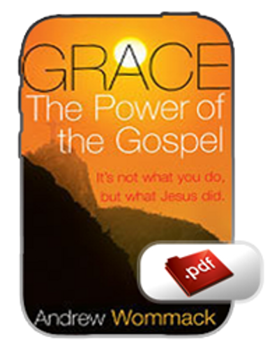 E-Book - Grace the Power of the Gospel (PDF)