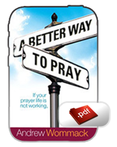 E-Book - A Better Way to Pray (PDF)