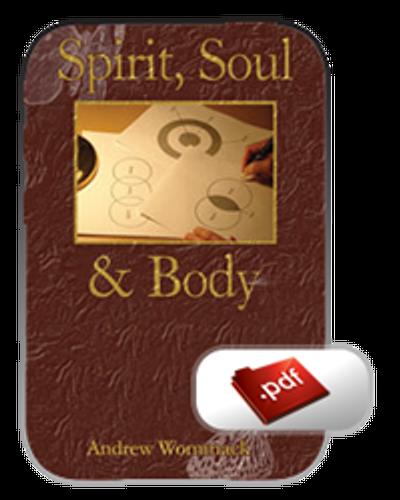 E-Book - Spirit, Soul & Body (PDF)