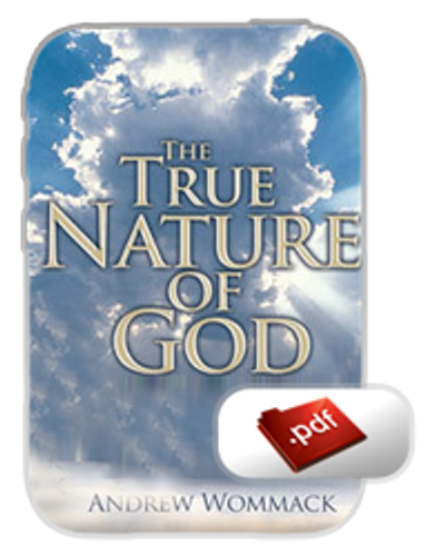 E-Book - The True Nature of God (PDF)