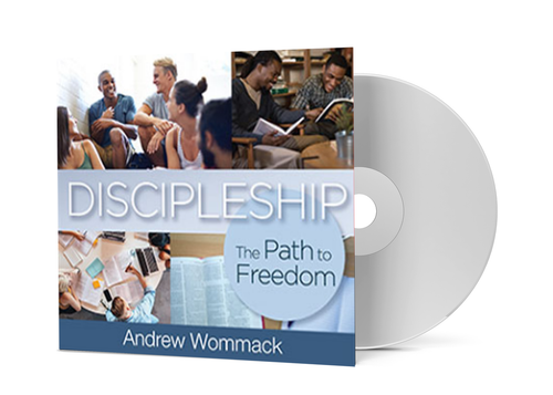 CD Album - Discipleship: The Path to Freedom