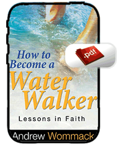 E-Book - How to Become A Water Walker (PDF)