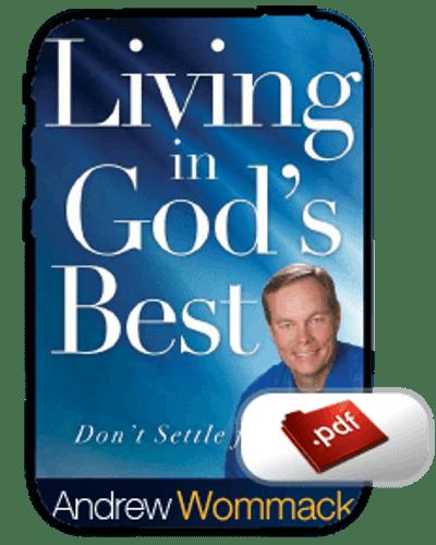 E-Book - Living in God's Best (PDF)