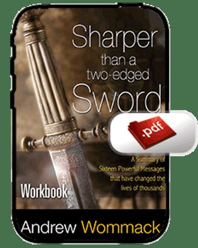 Study Guide E-Book - Sharper Than A Two-Edged Sword (PDF)