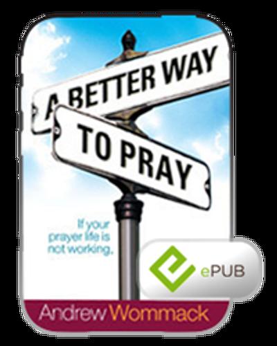 E-Book - A Better Way to Pray (ePub)