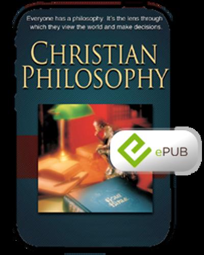 E-Book - Christian Philosophy (ePub)