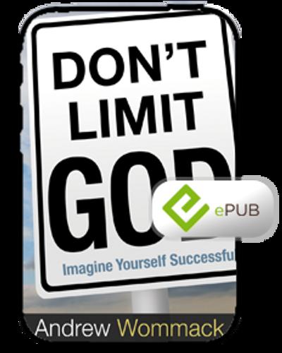 E-Book - Don't Limit God (ePub)