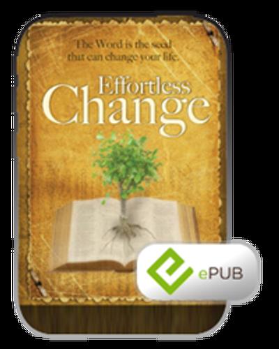 E-Book - Effortless Change (ePub)