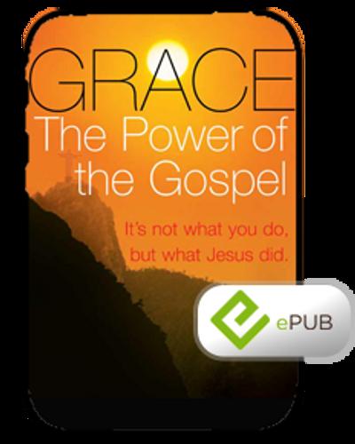 E-Book - Grace - The Power of the Gospel (ePub)