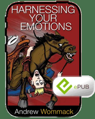 E-Book - Harnessing Your Emotions (ePub)