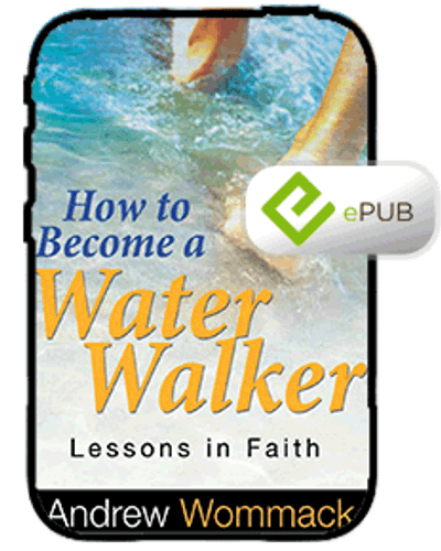 E-Book - How to Become A Water Walker (ePub)