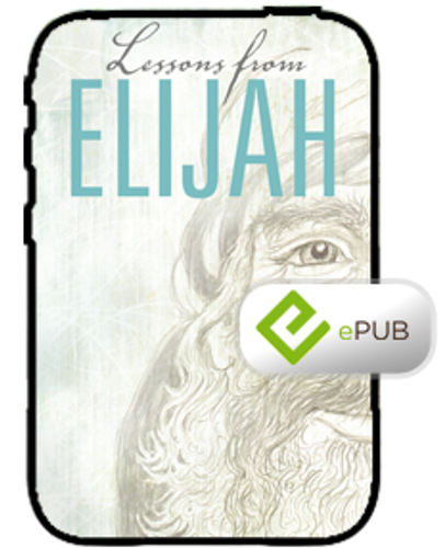 E-Book - Lessons From Elijah (ePub)