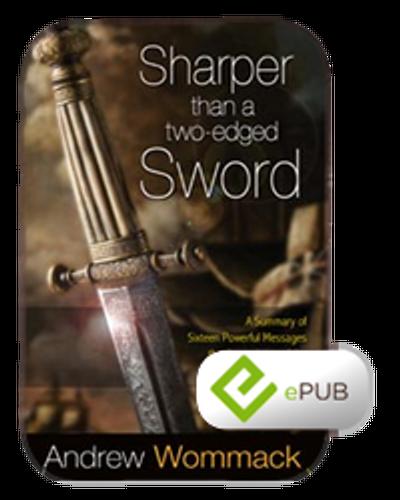 E-Book - Sharper Than a Two-Edged Sword (ePub)