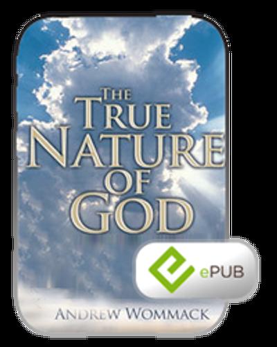 E-Book - True Nature of God (ePub)