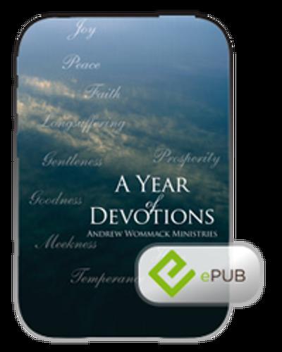 E-Book - Year of Devotions (ePub)