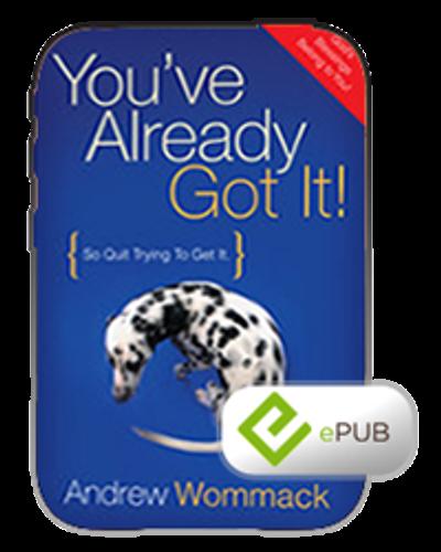 E-Book - You've Already Got It (ePub)