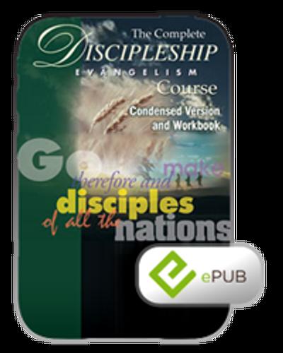 E-Book - Discipleship Evangelism 48 Lessons (ePub)