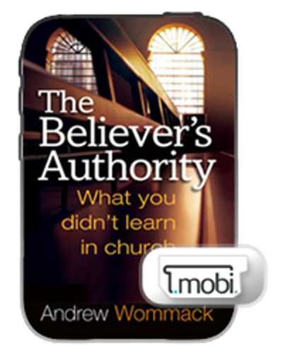 E-Book - Believer's Authority (Mobi)