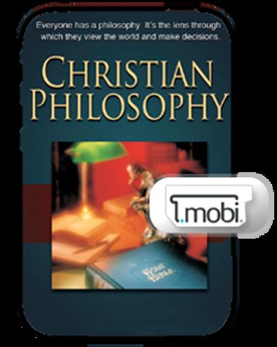 E-Book - Christian Philosophy (Mobi)
