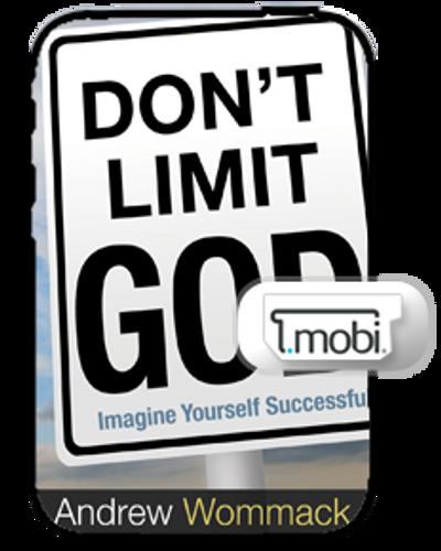 E-Book - Don't Limit God (Mobi)