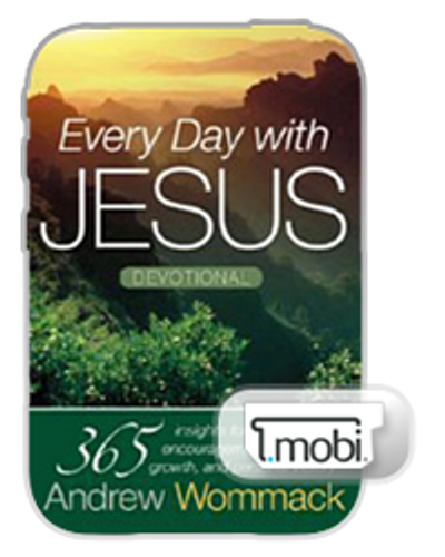 E-Book - Every Day with Jesus Devotional (Mobi)