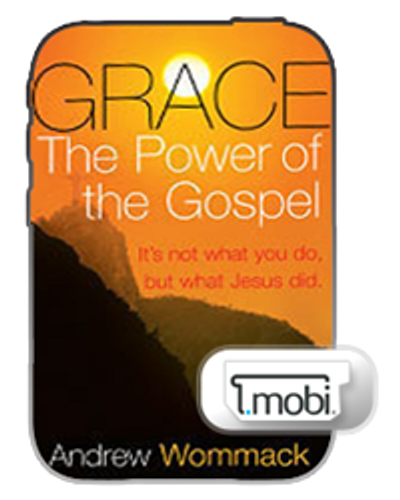 E-Book - Grace - The Power of the Gospel (Mobi)