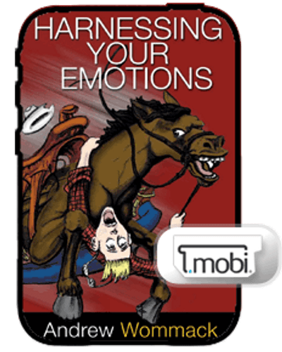 E-Book - Harnessing Your Emotions (Mobi)