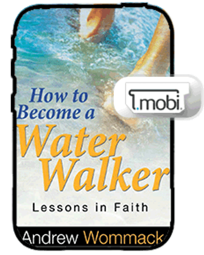 E-Book - How to Become a Water Walker (Mobi)