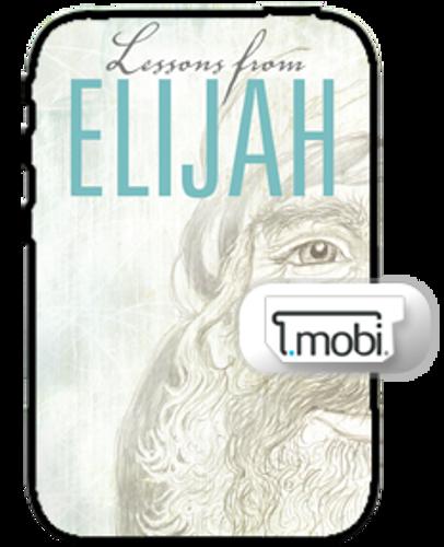 E-Book - Lessons From Elijah (Mobi)