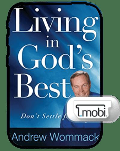 E-Book - Living in God's Best (Mobi)