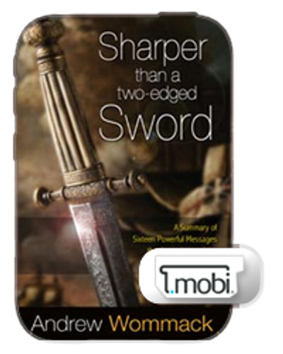 E-Book - Sharper Than A Two-Edged Sword (Mobi)