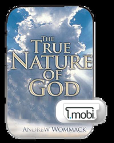 E-Book - True Nature of God (Mobi)