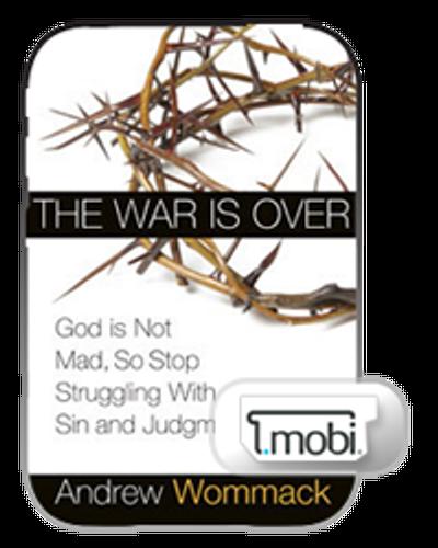 E-Book - War is Over (Mobi)