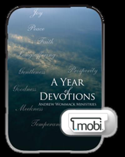 E-Book - Year of Devotions (Mobi)