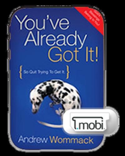 E-Book - You've Already Got It (Mobi)