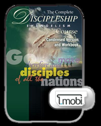 Study Guide E-Book - Discipleship Evangelism (Mobi)