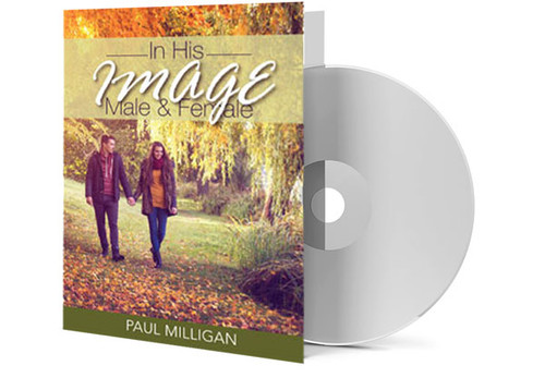CD - In His Image Male & Female - Paul Milligan