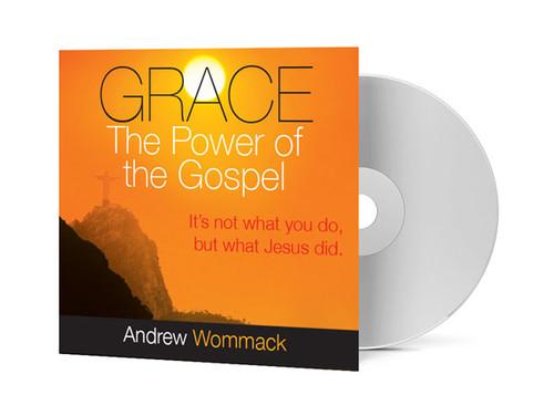 CD Album - Grace: The Power of the Gospel