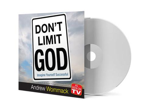DVD TV Album - Don't Limit God.