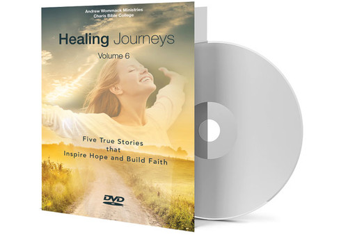 DVD Album - Healing Journeys Volume VI