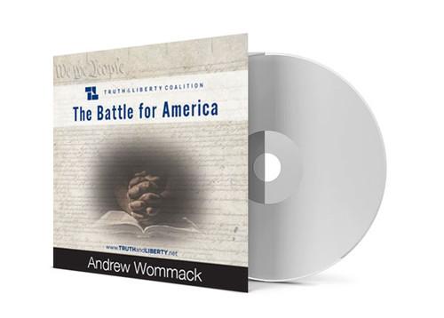 CD/DVD Album - Truth & Liberty; The Battle for America